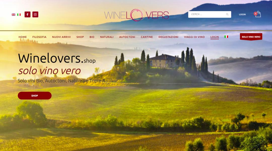 esempio di sito di ecommerce realizzato da Agenzia Magma Marketing torino Piemonte Alba