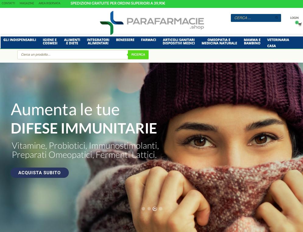 Portfolio siti web realizzazione torino magma marketing internet wordpress ecommerce